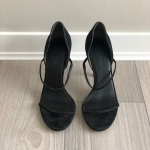 Alexander Wang Minimalist Heels